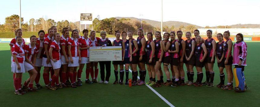 National Breast Cancer Hockey Weekend