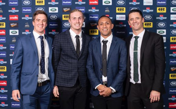 Podiatry Professionals go to the Brumbies Gala